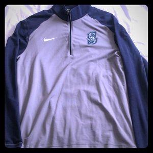Nike Seattle Mariners Dri-fit lightweight jacket